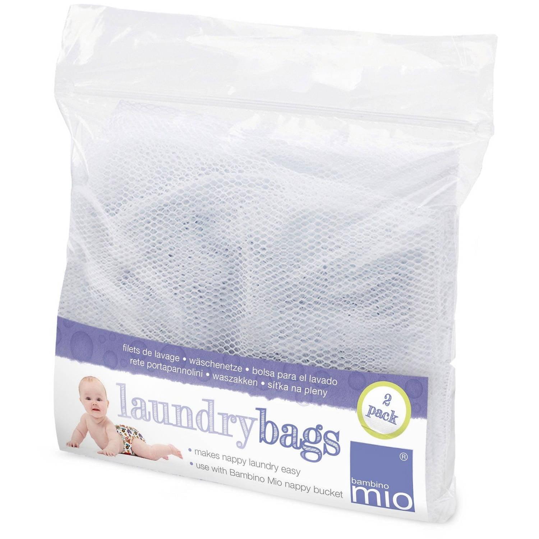 Bambino Mio Laundry Bags, 2pk