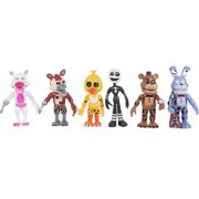 Wayren USA 6PCS A Set Fnaf Five Nights at Freddy 10cm Action Figures Children Toys Gift