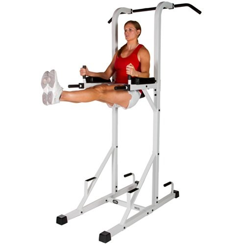 Power Tower with Dip Stand and Pull-Up Chin-up Bar