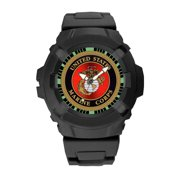 US Air Force Rubberized Tactical Watch
