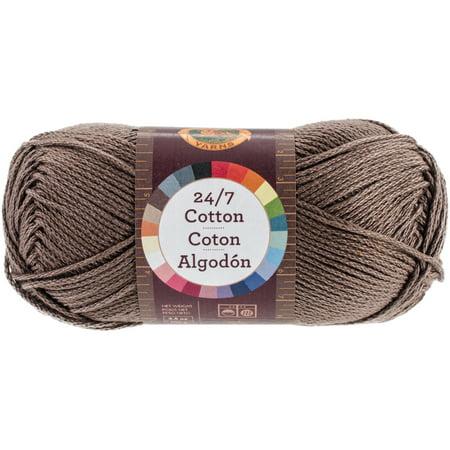 24/7 Cotton Yarn, Cafe Au Lait