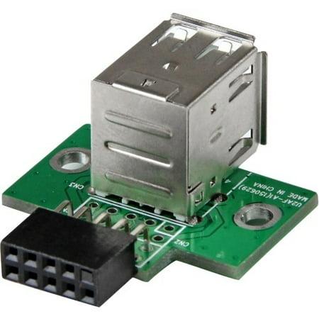 StarTech 2 Port USB Motherboard Header Adapter ()