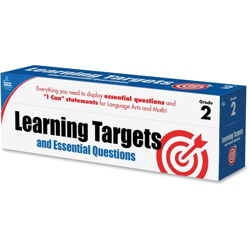 Carson-Dellosa Learning Card 158059
