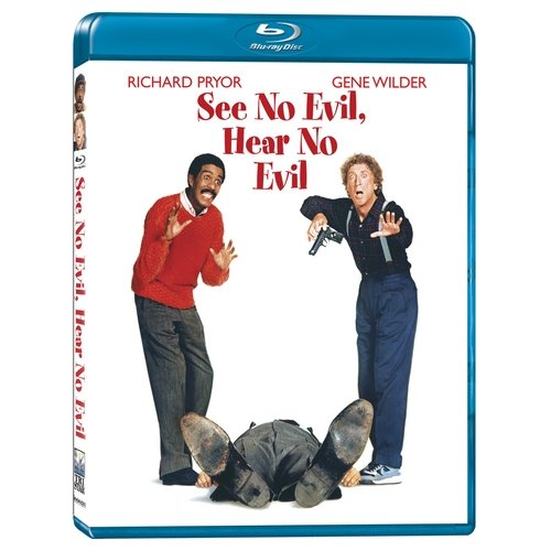 See No Evil, Hear No Evil (Blu-ray) (Widescreen)
