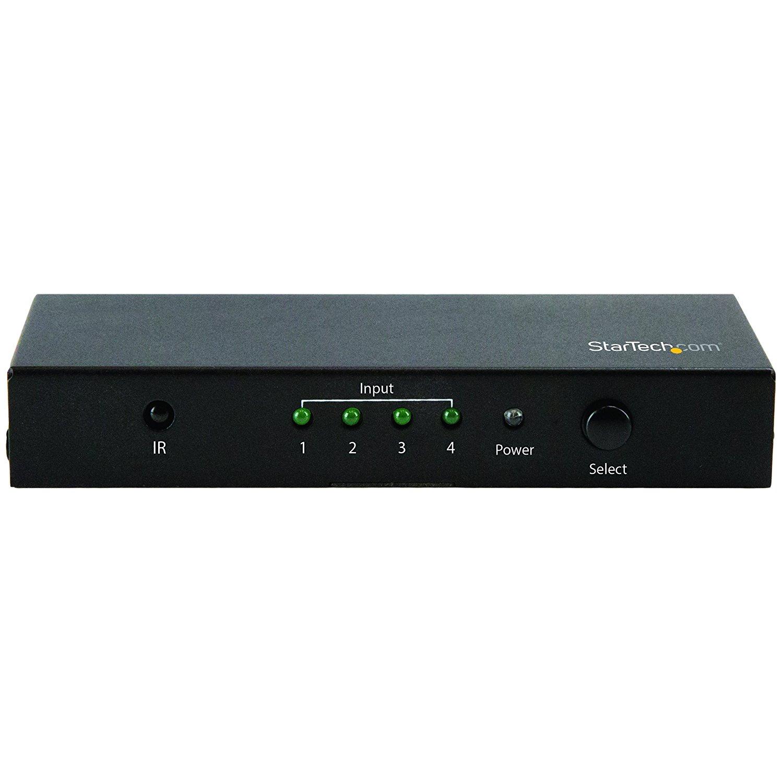 Startech 4-Port HDMI Automatic Switch - 4K 60Hz