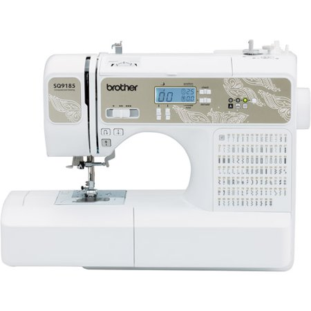 Brother Refurbished Rsq9185 130 Stitch Computerized Sewing And Quilting Machine