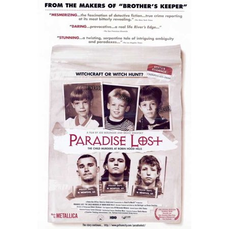 Paradise Lost: The Child Murders at Robin Hood Hills - movie POSTER (Style A) (27
