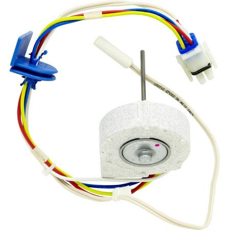 General electric wr60x10074 fan motor for General electric fan motor