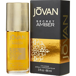 JOVAN SECRET AMBER by Jovan