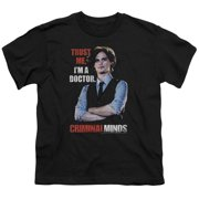 Criminal Minds Trust Me Big Boys Shirt