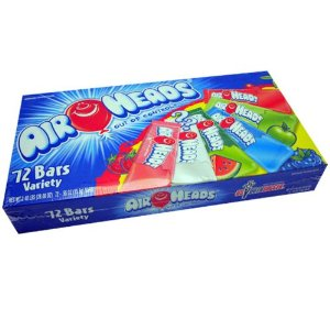 Airheads Singles Assorted: 72 Count