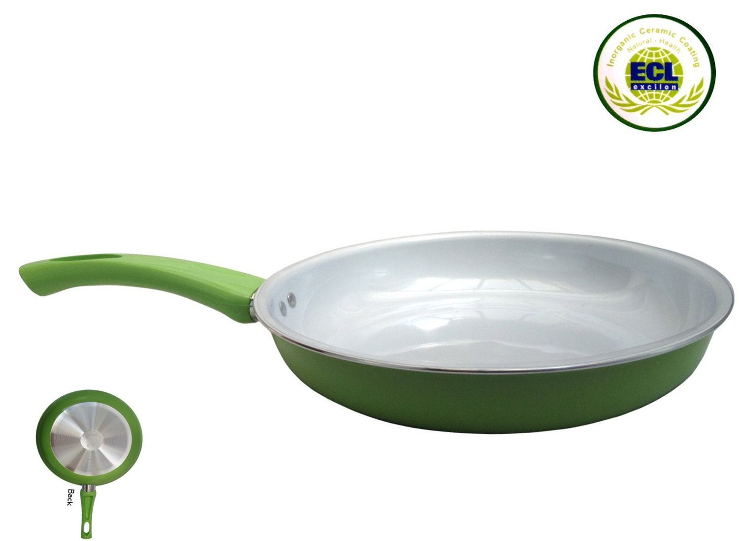 "Royal Healthy 10"" Nonstick Ceramic Coated Frying Pan Eco Friendly Durable Fry Pan by"