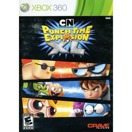 cartoon network: punch time explosion xl - xbox (Cartoon Network Punch Time Explosion Xl Wii)