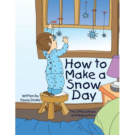 How to Make a Snow Day - eBook