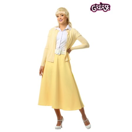 Plus Size Grease Good Sandy Costume