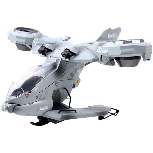 Halo Hornet with Figures Play Set, Arctic Edition