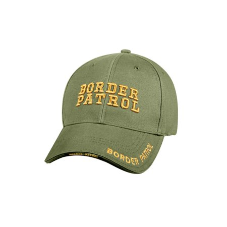 Rothco Deluxe Border Patrol Low Profile Baseball Cap - Walmart.com a058518ca27
