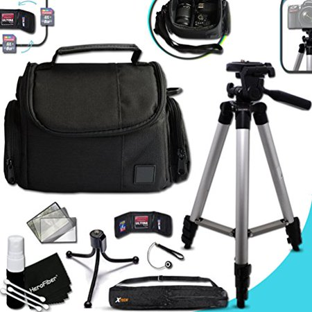 Premium Well Padded Camera CASE / BAG and Full Size 60
