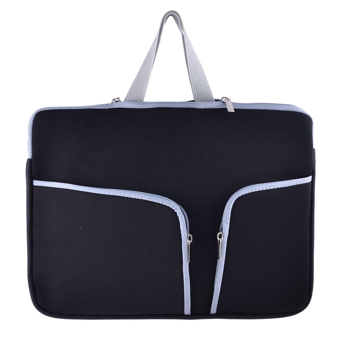 15.6  Polyester Shockproof Notebook Laptop Sleeve Carrying Bag Black