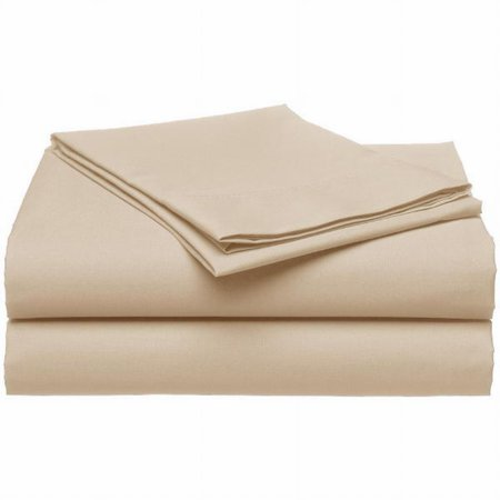 home trends sheet set pretty sandy beach beige full bed