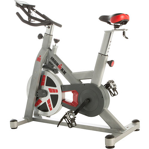 IRONMAN H-Class 520 Magnetic Tension Indoor Training Cycle with Bluetooth and BONUS My Cloud Fitness Chest Belt