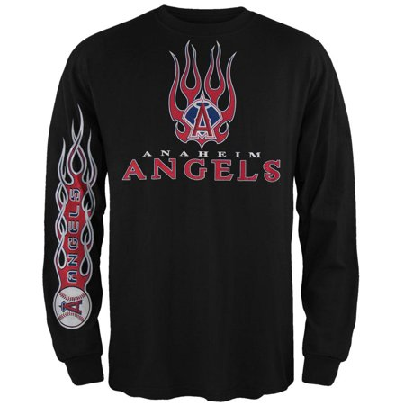 Anaheim Angels - Heaters Long Sleeve T-Shirt