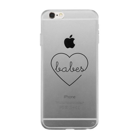 Best Babes-Right Best Friend Matching Phone Case For iPhone 6