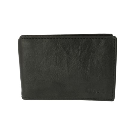 Fossil Bi Fold Wallet (Fossil Ingram Rfid Bifold Leather Wallet -)