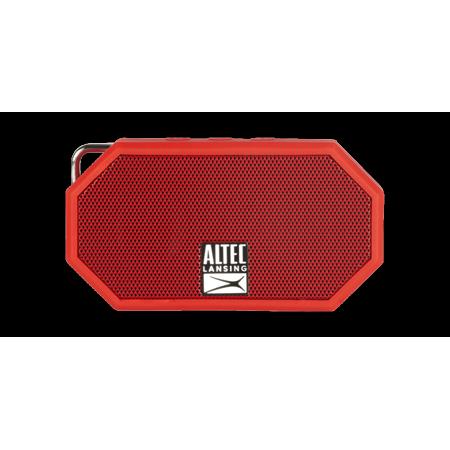 Image of Altec Lansing Altec Mini H20 Bt Speaker Red