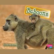 Baboons - Audiobook