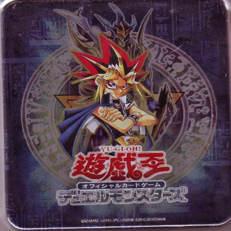 Konami Yu-GI-Oh Booster Pack Collectors TIN 2004