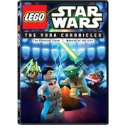 Star Wars Lego: The Yoda Chronicles (DVD) by