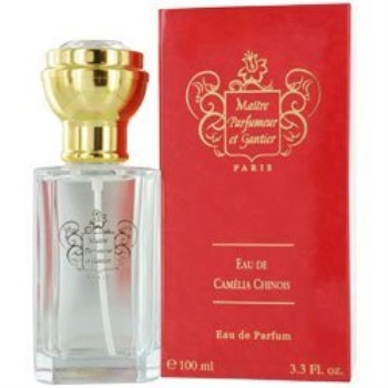 Eau De Camelia Chinois Perfume by Maitre Parfumeur Et Gantier for Women. Eau De Toilette Spray 3.3oz