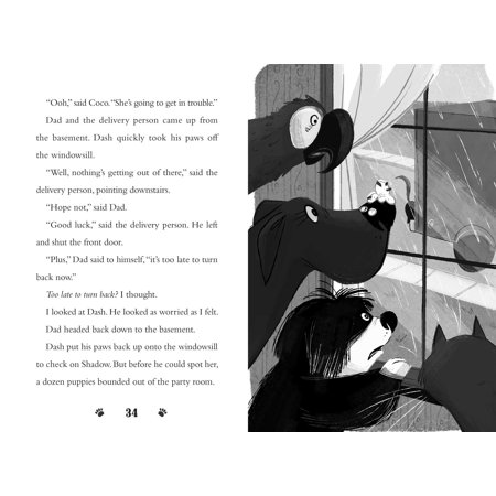 A Furry Fiasco (Book #1 of Animal Inn) By Paul DuBois Jacobs and Jennifer Swender - image 3 of 4