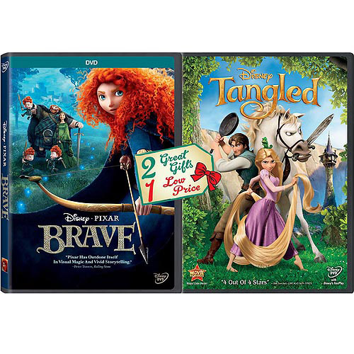 Tangled / Brave (Widescreen)