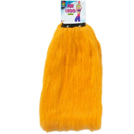 Furry Leg Warmers, Orange](Cheap Furry Leg Warmers Boot Covers)