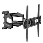 """FLEXIMOUNTS A20 Full motion Swivel Tilt TV Wall Mount Bracket for Most 32""""-50"""" HD 4K LED LCD Plasma Screens"""