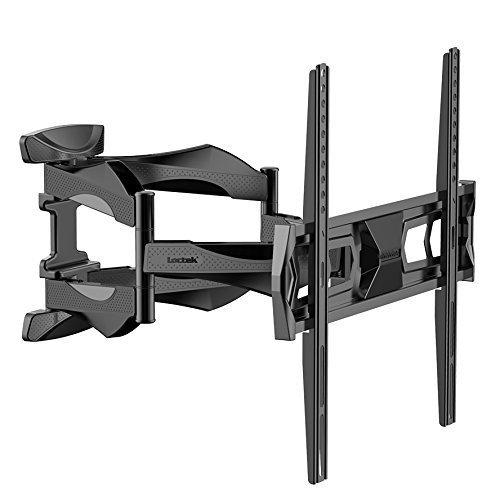 "FLEXIMOUNTS A20 Full motion Swivel Tilt TV Wall Mount Bracket for Most 32""-50"" HD 4K LED LCD Plasma Screens"
