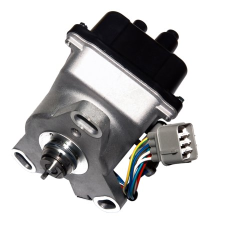 Brand New Compatible Ignition Distributor w/ Cap & Rotor TD-44U TD-68U for  92-95 L4 1 7L 1 8L 1 6L Integra Del Sol Honda Acura Integra OBD1 B16A2