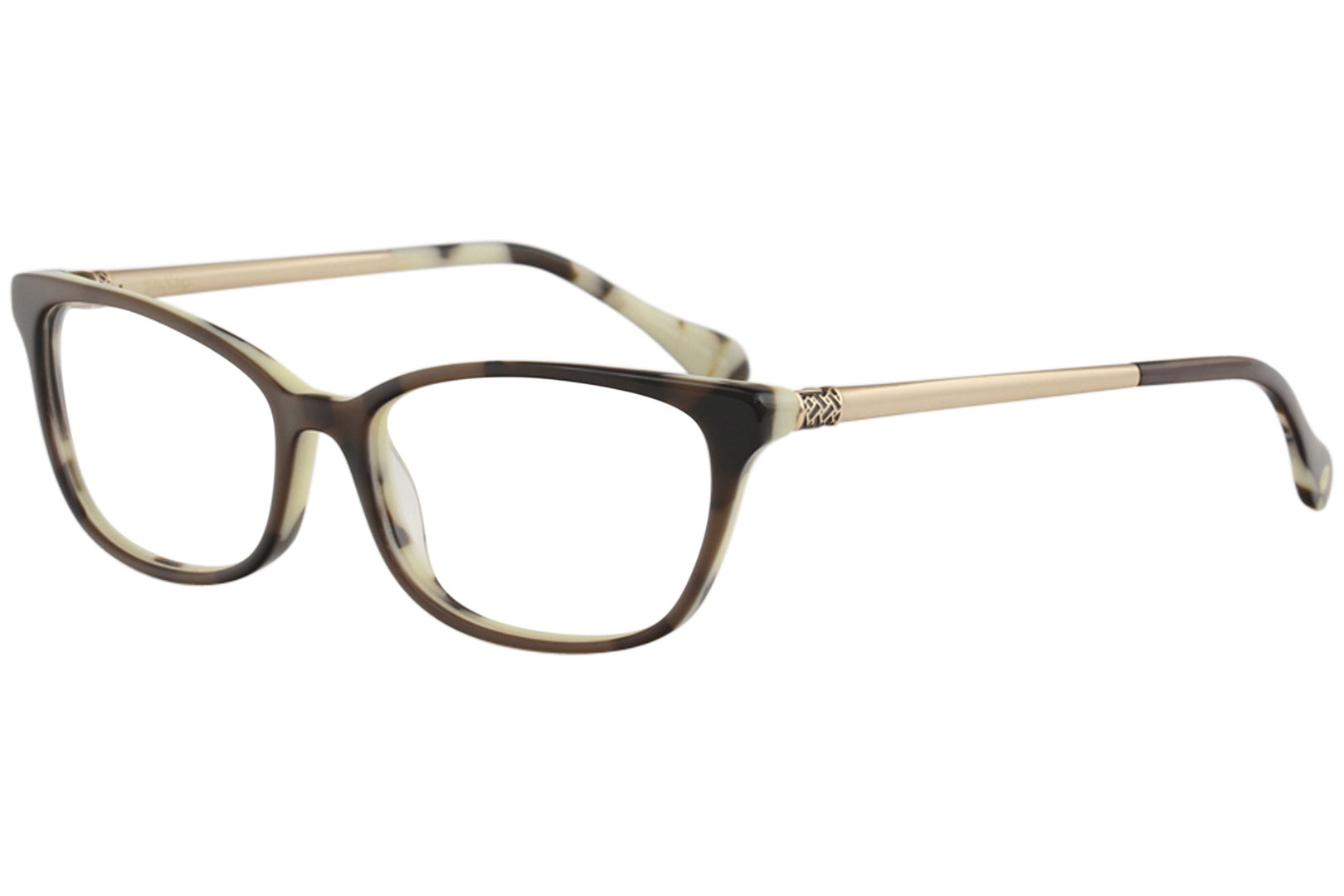 LILLY PULITZER Eyeglasses AMBERLY Tortoise 51MM