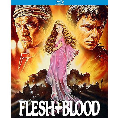 Flesh + Blood (1978) (Blu-ray)