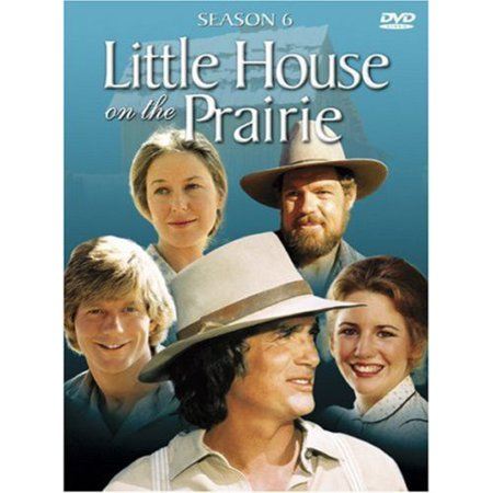 Little House On The Prairie Season 6  Full Frame
