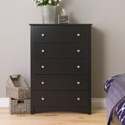 Modern Bedroom Dressers And Chests 5 Drawer Dressers