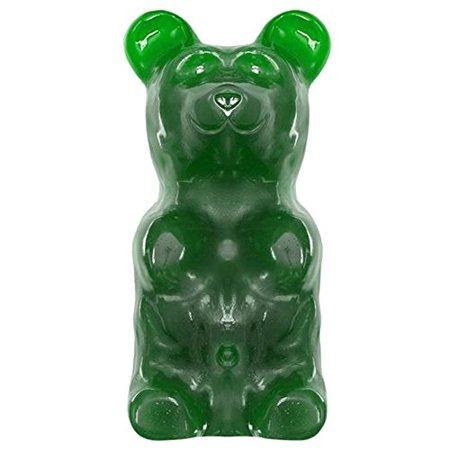 The Gummy Bear Guy | World's Largest Gummy Bear - 5lbs (Green