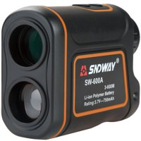 Golf Rangefinder 656 Yards 8X Magnification IP54 Waterproof, Rechargeable Laser Rangefinder Laser Binoculars