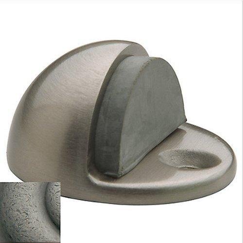 Baldwin  4000  Floor Stop  Door Stop  Door Stop  Dome  ;Distressed Antique Nickel
