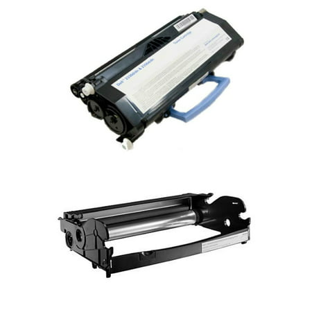 Imaging Drum Phaser - Dell PK937 High Yield Toner Cartridge and PK496 Imaging Drum for 2330D, 2330DN, 2350D, 2350DN Laser Printers