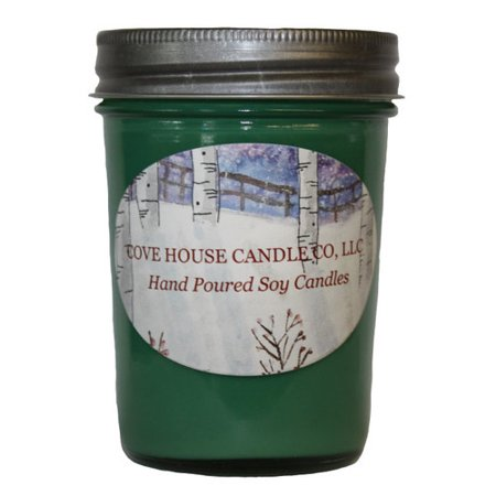 Cove House Candle Co Blue Spruce Jar Candle
