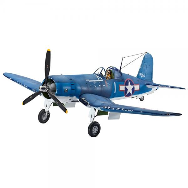 Revell Germany Vought F4U-1A Corsair Plastic Model Kit (1 32 Scale) by