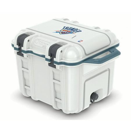- Oklahoma City Thunder OtterBox 25-Quart Cooler - White - No Size